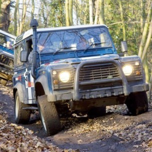 4 x 4 Off Road Experience