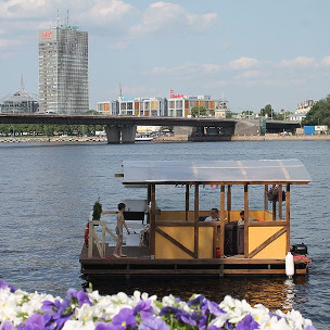 Riga Floating Terrace