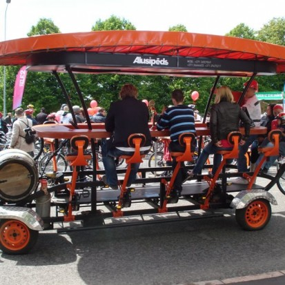 Riga Beer Bike Package